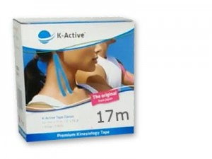 Plastry 17m K-Active Nitto Denko kinesiology taping tex do tapingu